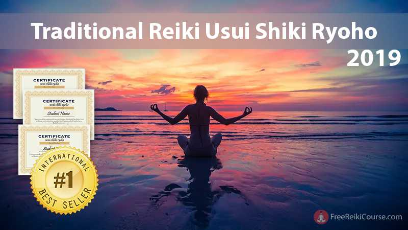 traditional reiki usui shiki ryoho definitive guide